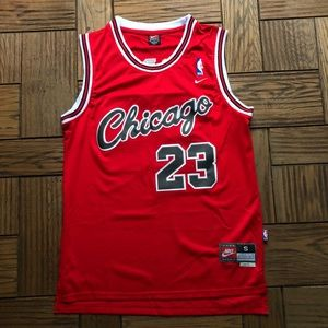 Michael Jordan Chicago Bulls Retro Rookie Jersey